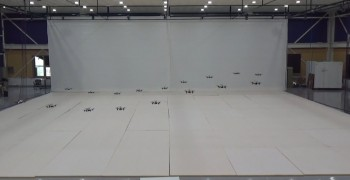 한국항공우주연구원의 모션캡처 시설